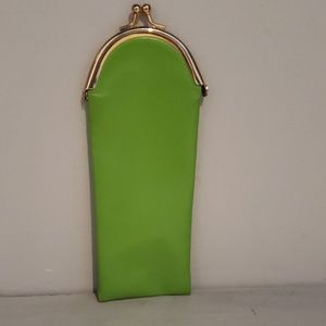 Kate spade sunglass case/change purse